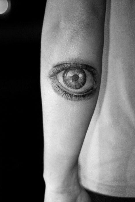 tatouages en prison   les yeux sur Le Bras   #tatouage #prison #duflan