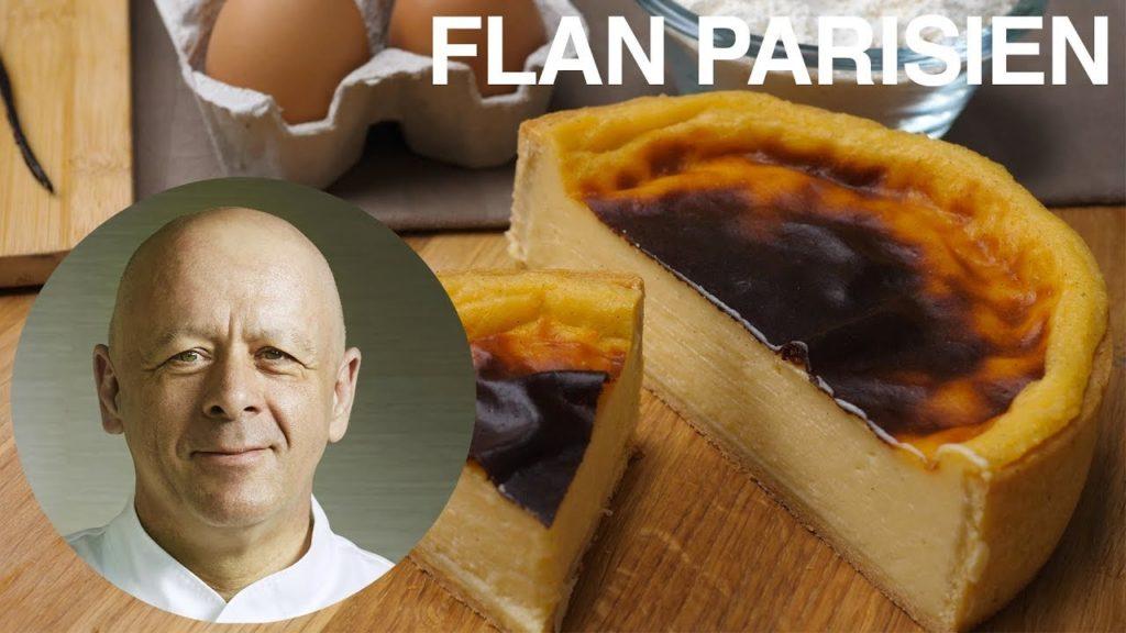 Découvrez la recette du flan pâtissier du chef Thierry Marx